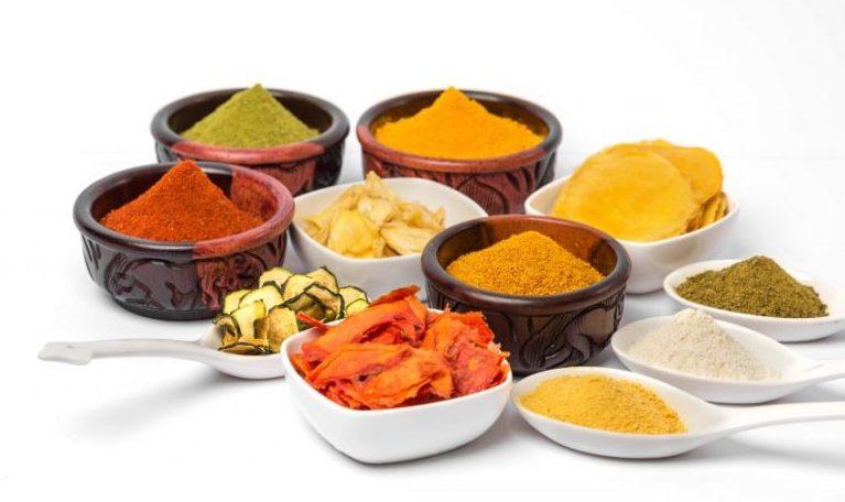 Dried Ingredients