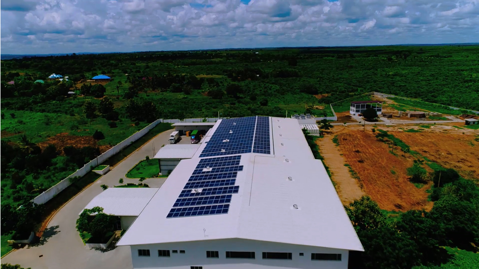 Solar Panels- Natural sources of energy