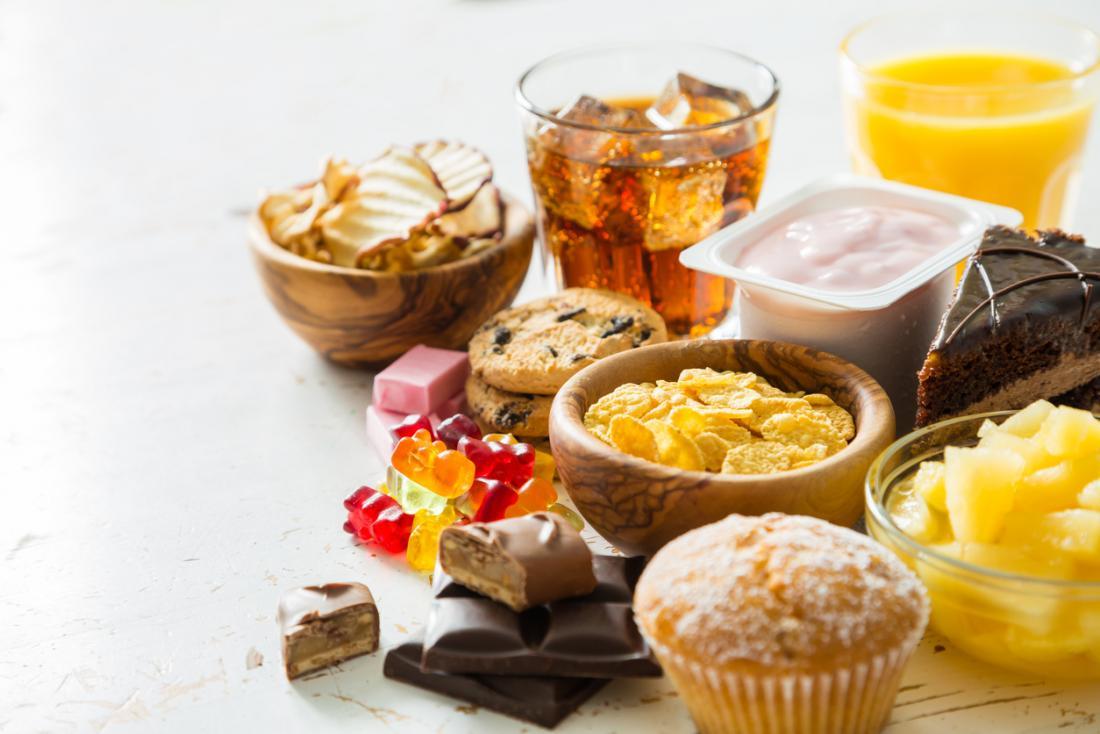 eliminate unhealthy food